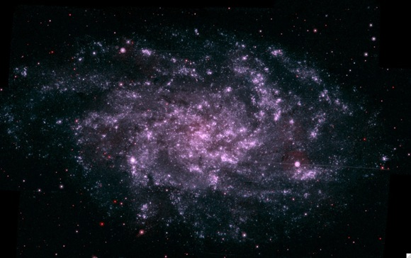 Messier 33 – The Triangulum Galaxy
