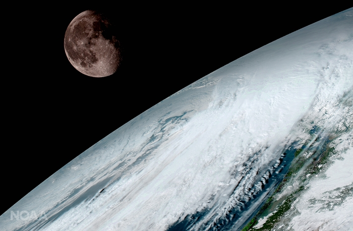 New Age in Weather Forecasting Begins with Spectacular 1st Images from NASA/NOAA GOES-16  Observatory
