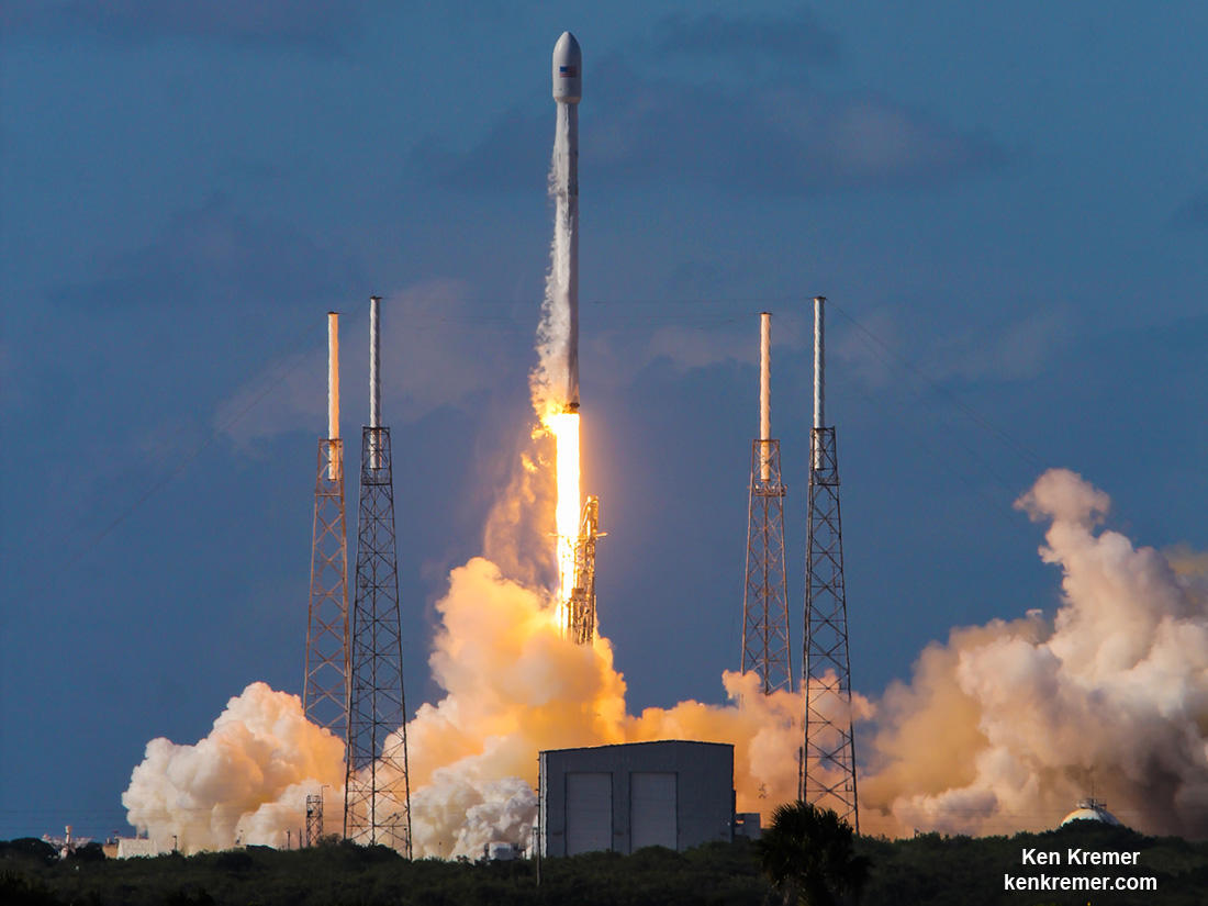 SpaceX Finds Failure Cause, Announces Sunday Jan. 8 as Target for Falcon 9 Flight Resumption