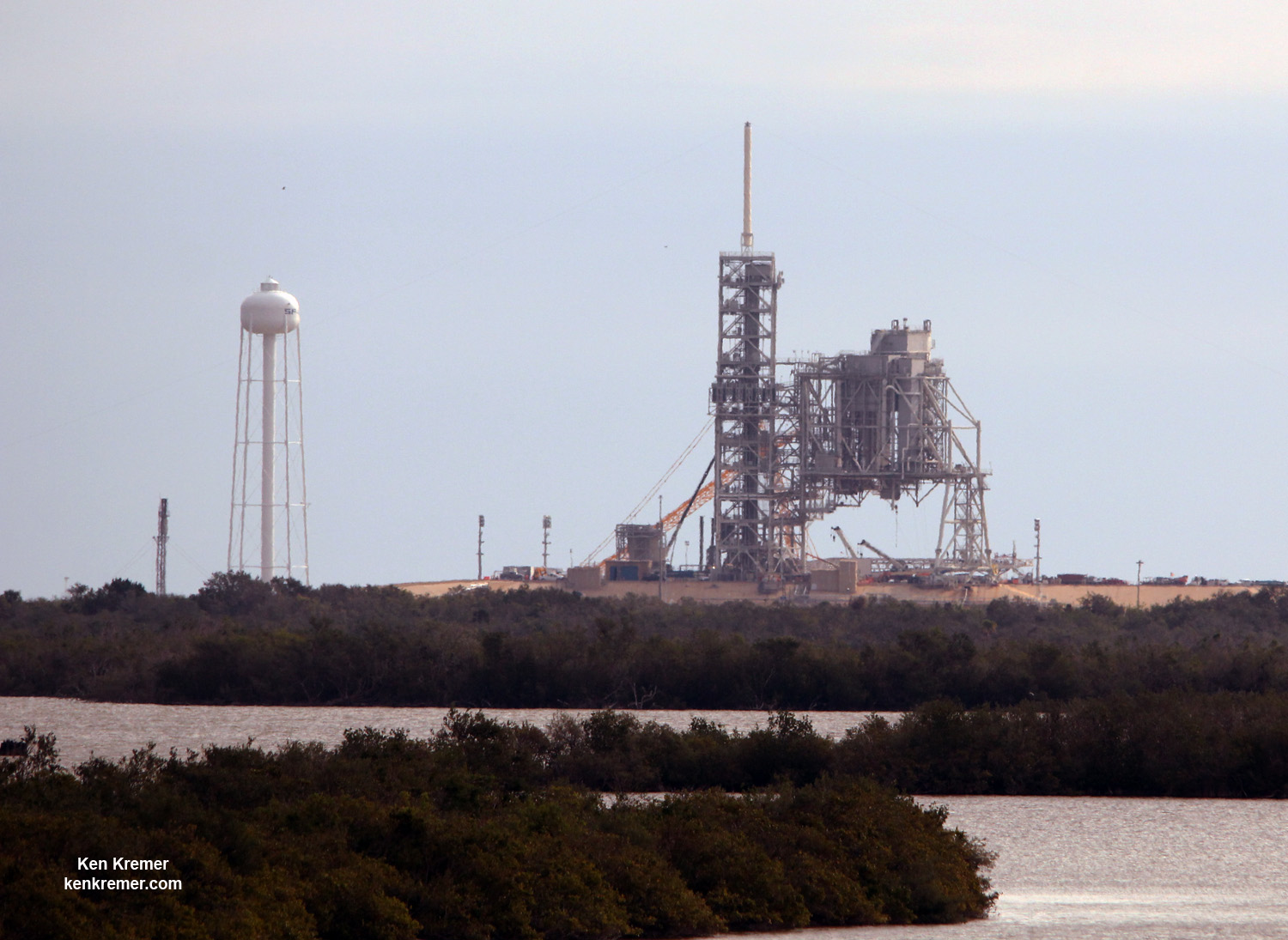 SpaceX Shuffles Falcon 9 Launch Schedule, NASA Gets 1st Launch from Historic KSC Pad 39A