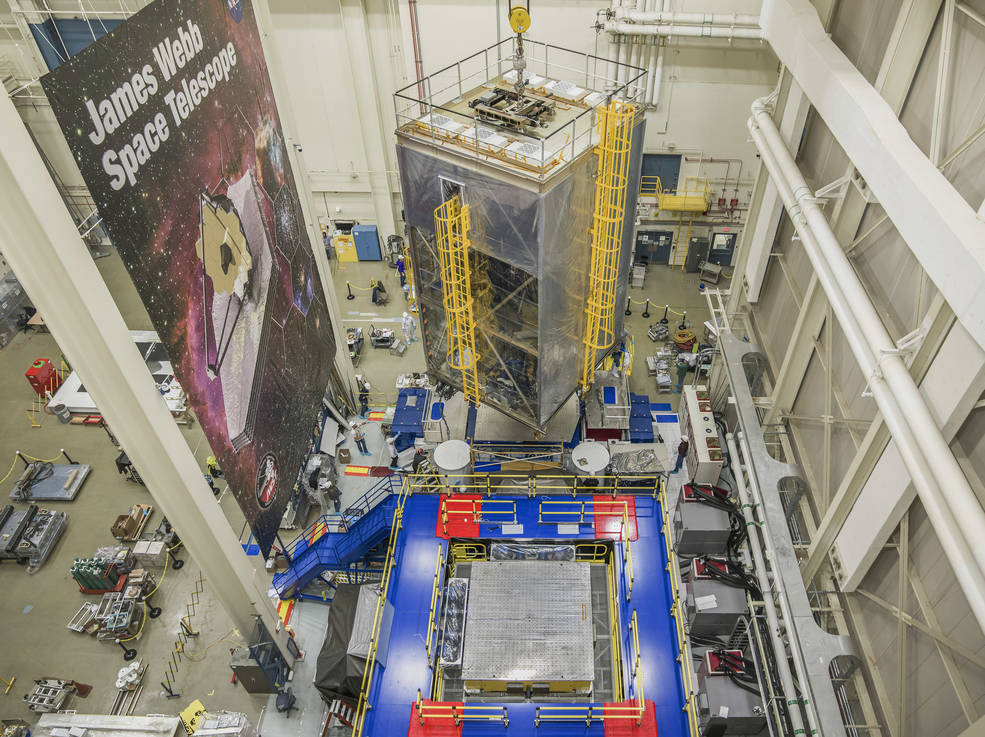 NASA Webb Telescope Resumes Rigorous Vibration Qualification Tests
