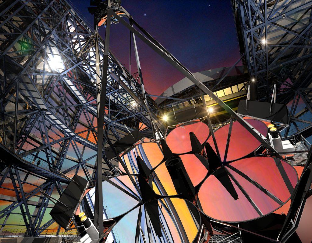 Rise of the Super Telescopes: The Giant Magellan Telescope