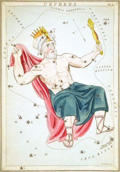 The Cepheus Constellation
