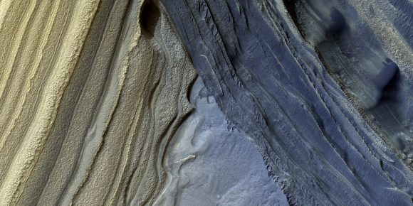 Some Active Process is Cracking Open These Faults on Mars. But What is it?