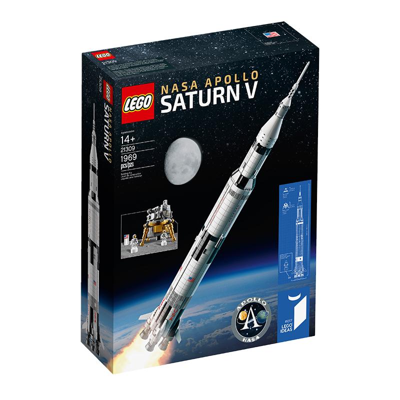 LEGO NASA Apollo 11 Set. Credit: LEGO