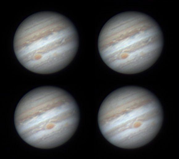By Jove: Jupiter at Opposition 2017