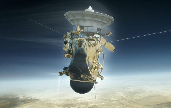 Cassini's Final Mission to Annihilation Starts April 22
