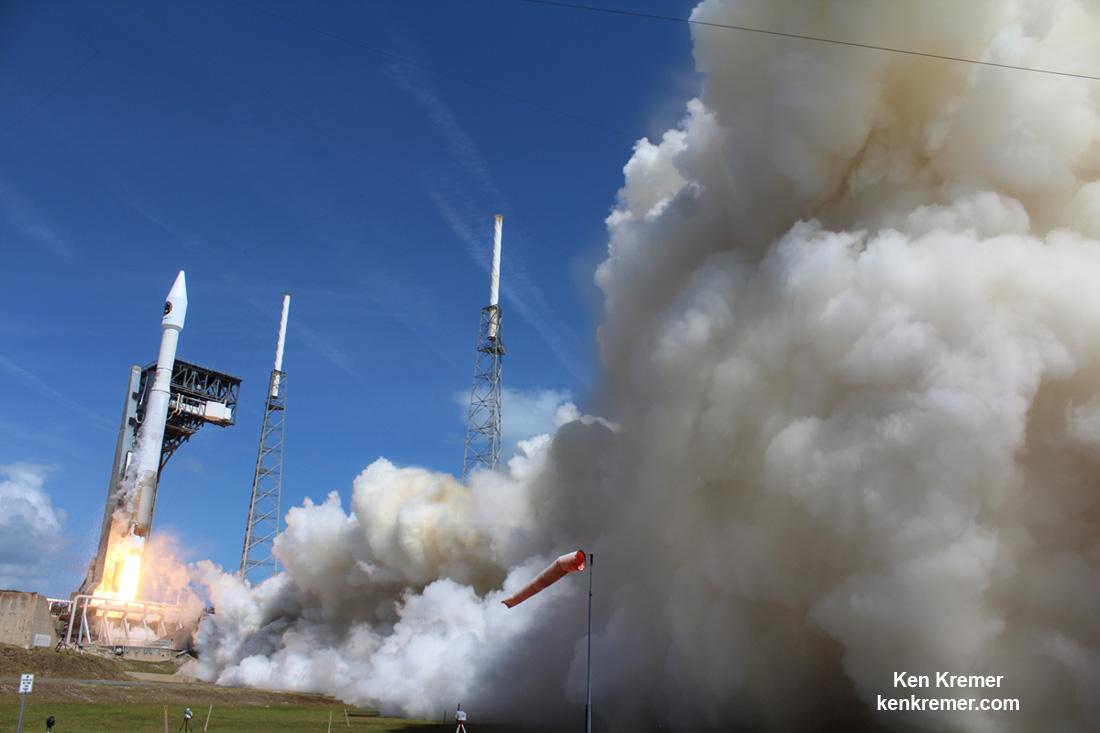 SS John Glenn Stellar Space Station Launch – Photo/Video Gallery