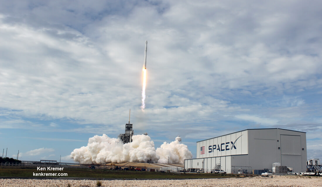 spacex locations - photo #44