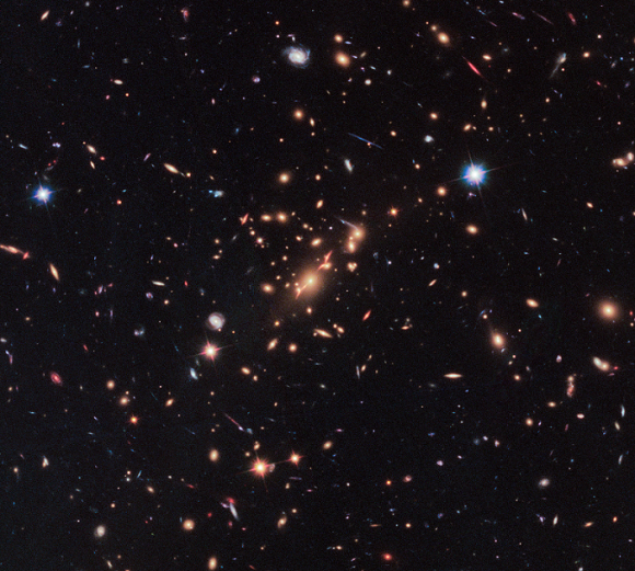 Hubble Finds a Dead Galaxy that was Finished Making Stars Just a Billion Years After the Big Bang