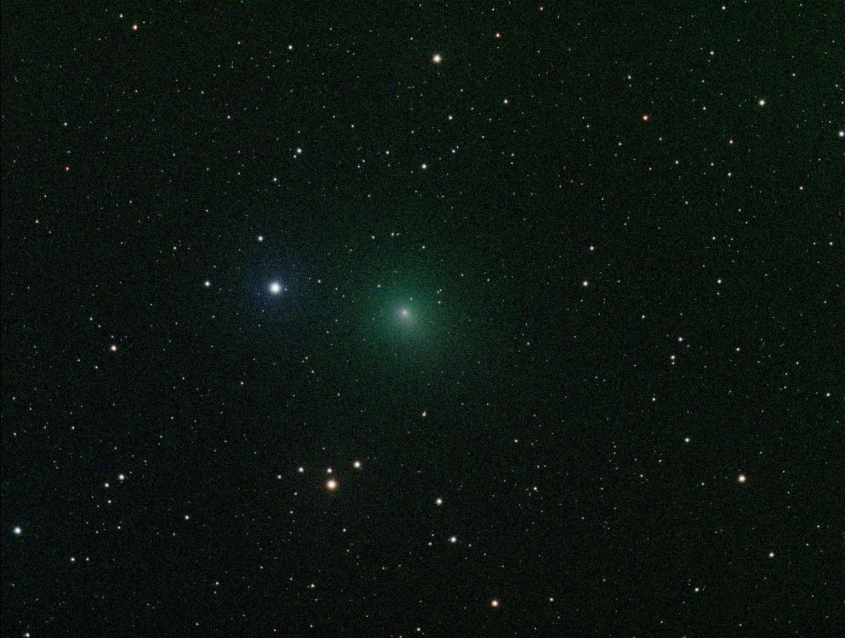 Comet 46P Wirtanen-190109